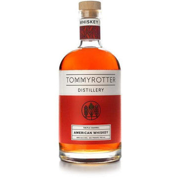 Tommyrotter Triple Barrel American Whiskey