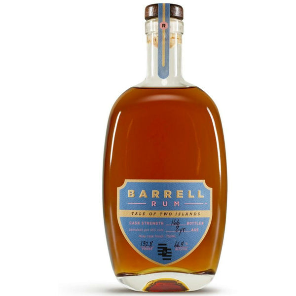 Barrell Rum Tale of Two Islands