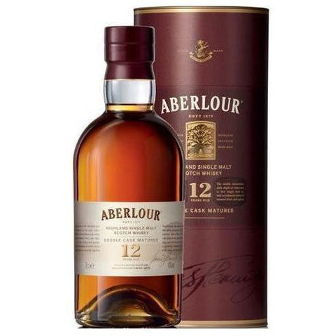 Aberlour 12 Year Single Malt Scotch