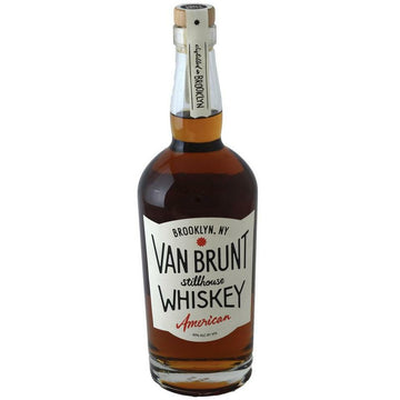 Van Brunt Stillhouse American Whiskey