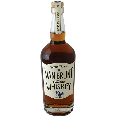 Van Brunt Stillhouse Rye Whiskey 750ml