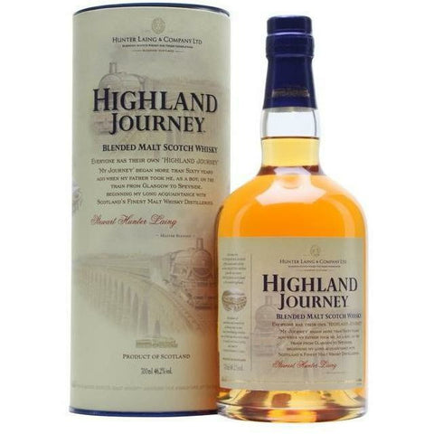 Highland Journey Blended Malt Scotch Whisky
