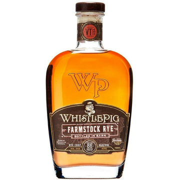WhistlePig FarmStock Rye Whiskey Crop No. 2