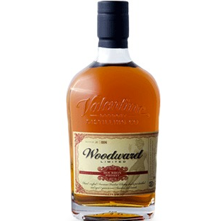 Woodward Limited Bourbon Whiskey