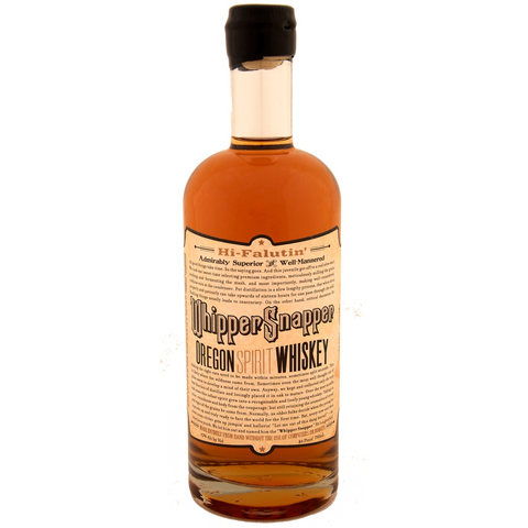 Whipper Snapper Oregon Spirit Whiskey