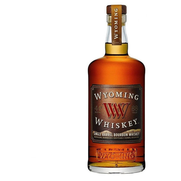 Wyoming Single Barrel Whiskey