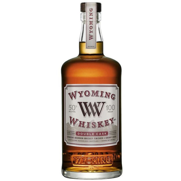 Wyoming Whiskey Double Cask Bourbon