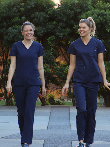 How to care for your scrubs and make them last!