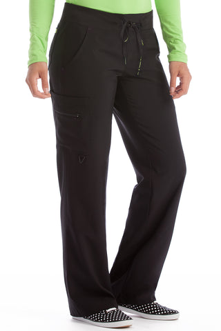8747 MedCouture Transformer Yoga Scrub Pants