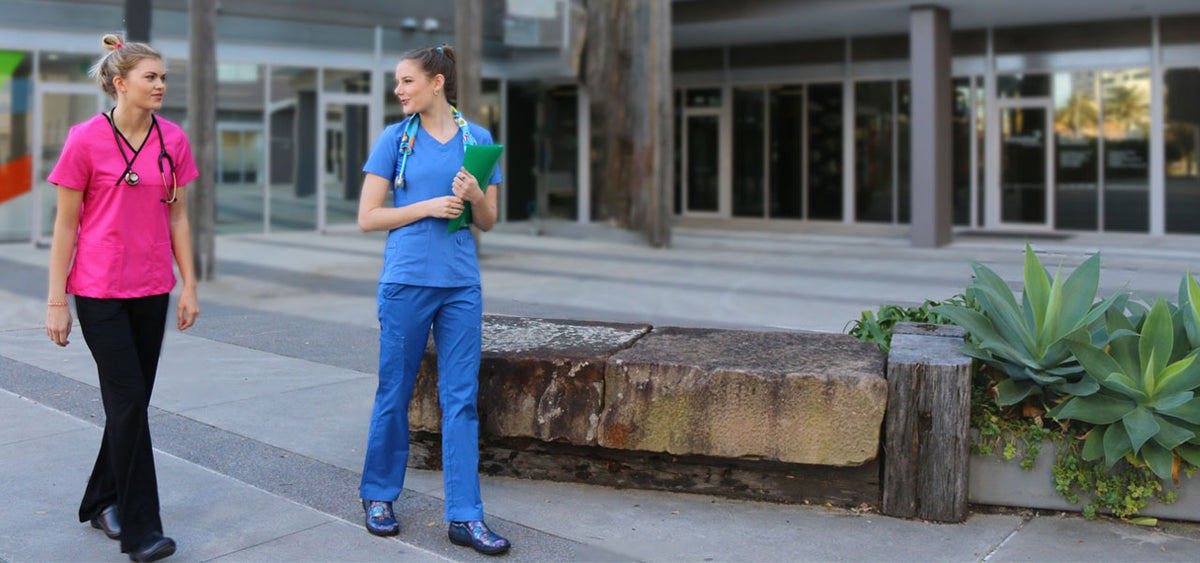 Hunter Scrubs Quality Comfort & Style