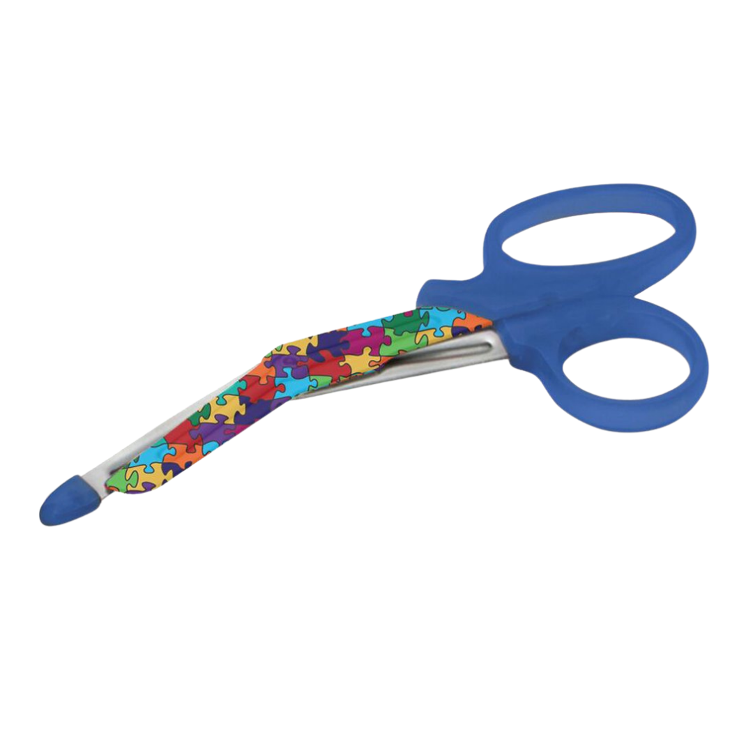 Patterned Mini Medicut Scissors