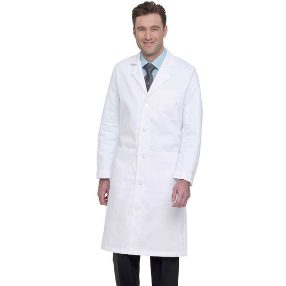 Landau Men's Lab Coat - 3140