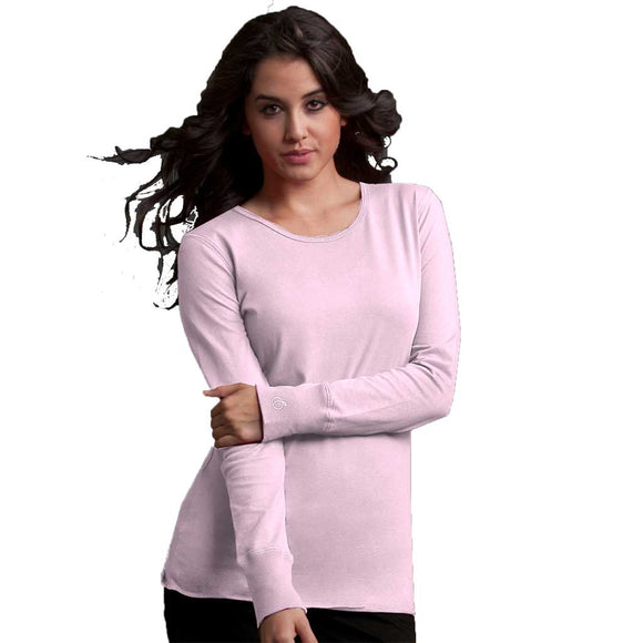 Peaches Long Sleeve Tee Shirt - 4859
