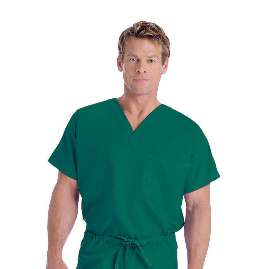 Landau Unisex Scrub Set - Hunter Green