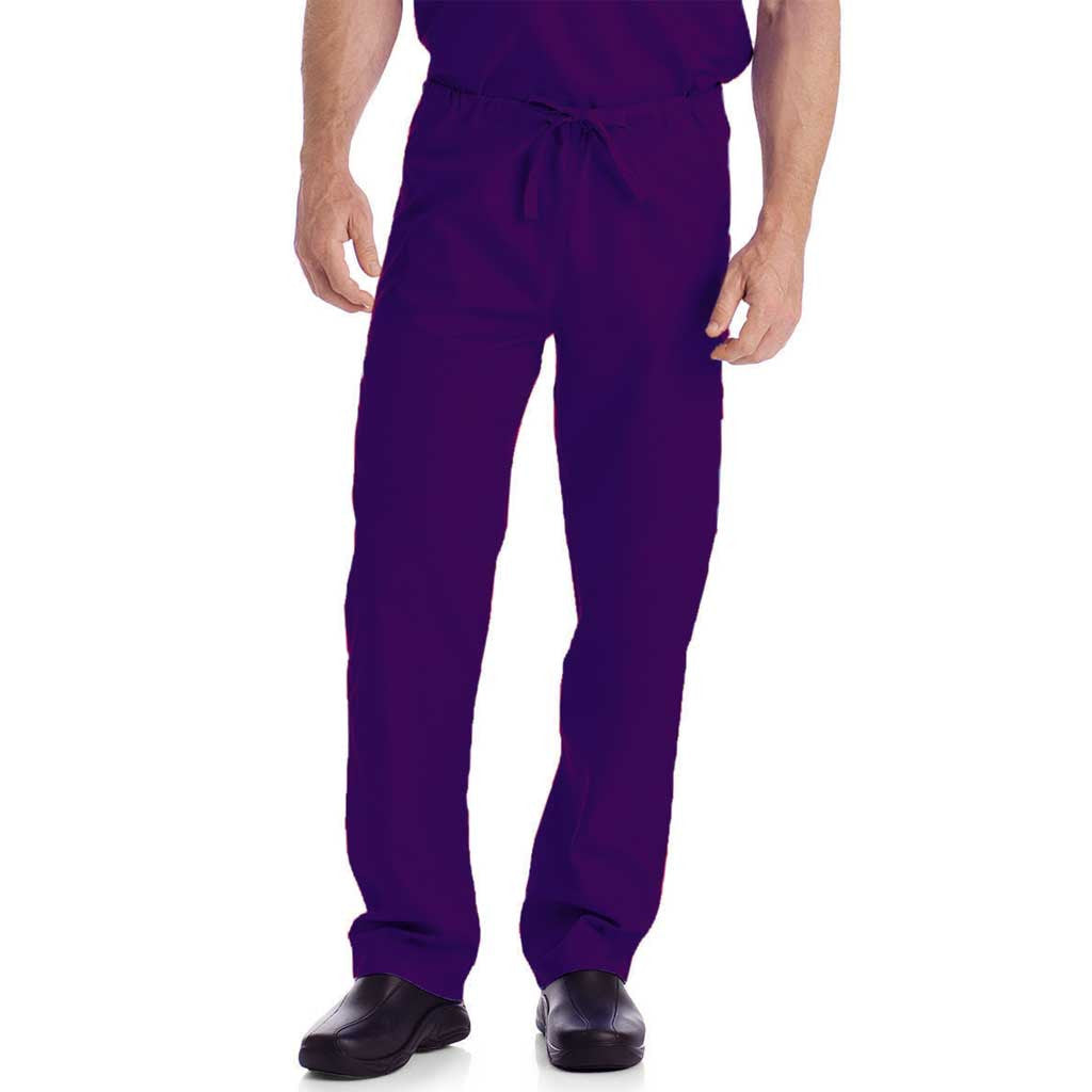 Landau Drawstring Scrub Pant - 7602: Seasonal Colours