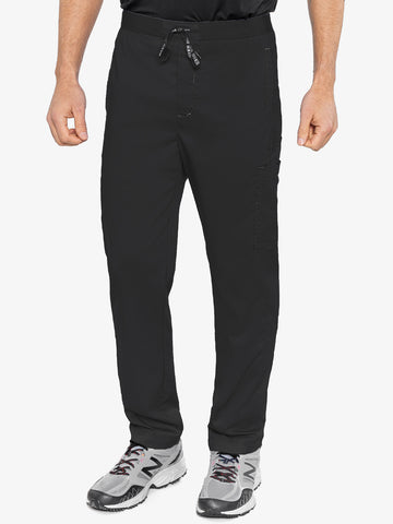 NEW Medcouture Hutton Men's Cargo Pant- Black 7779