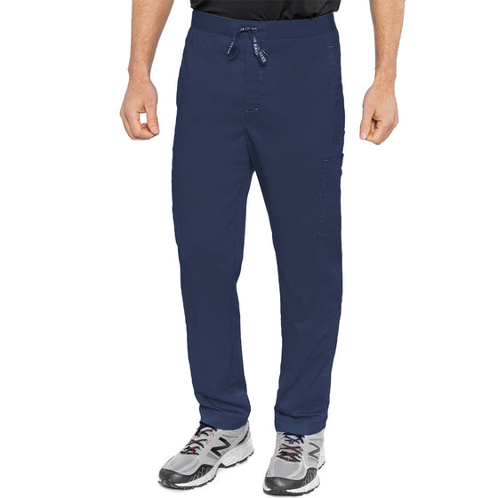 NEW Medcouture Hutton Men's Cargo Pant- Navy 7779