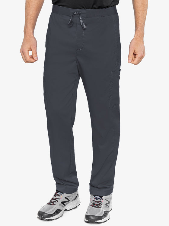 NEW Medcouture Hutton Men's Cargo Pant- Pewter 7779