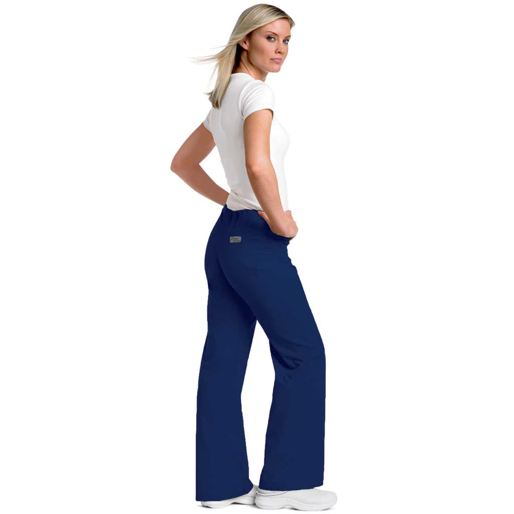 Urbane Drawstring Scrub Pants - Patriot Blue 9502