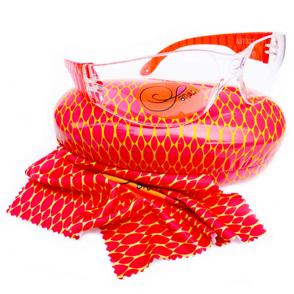 Sando Safety Glasses Fish Scales