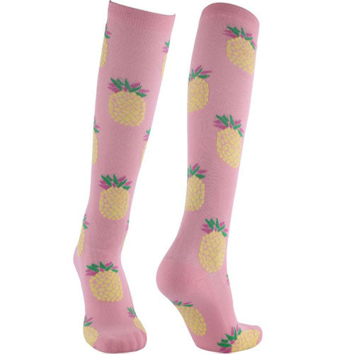 Compression Socks Pineapple Love