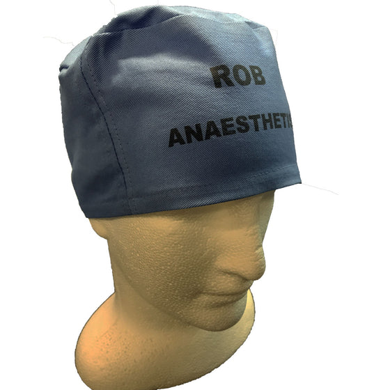 """The Identifier"" Scrub Hat"