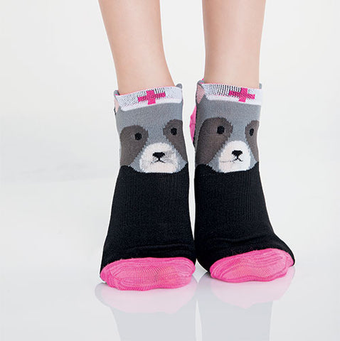No Show Socks -Pack of 3