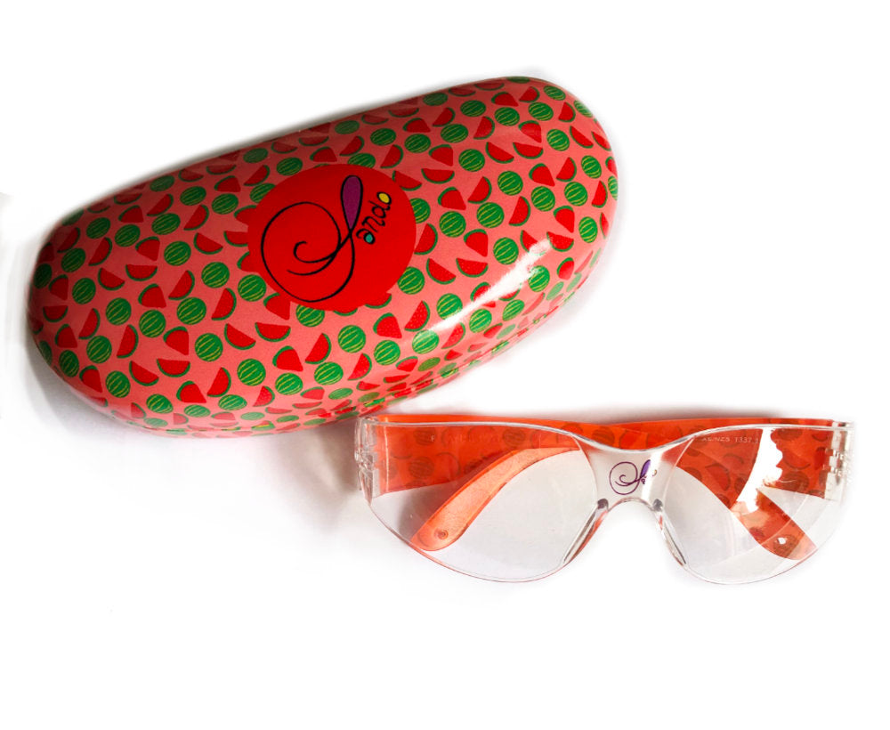 Sando Safety Glasses Watermelon