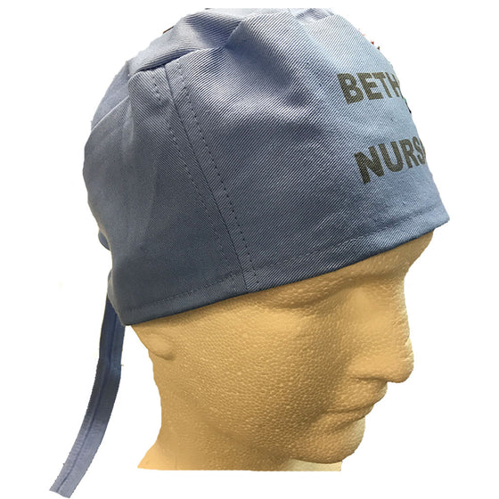 """The Identifier"" TIE Scrub Hat (100% cotton)"
