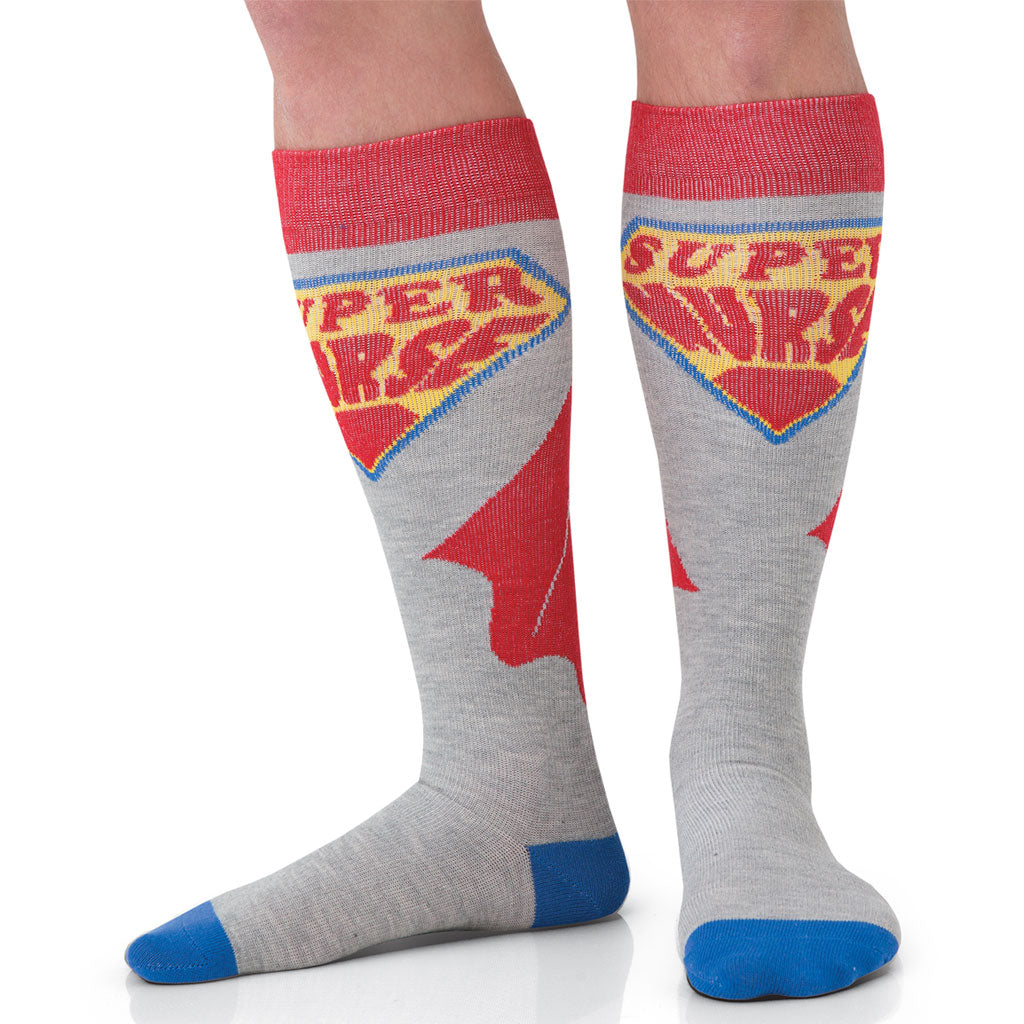 Landau Men's Compression Socks- Super Nurse