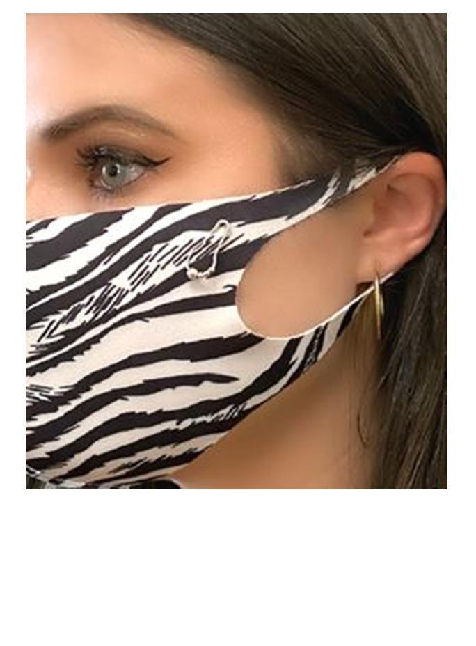 Safe-T Pouch Set With Zebra Mask (PSZB) Mask athenadesigns
