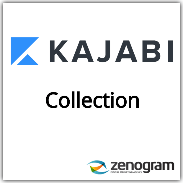 Kajabi Collection by Zenogram Digital Marketing Agency