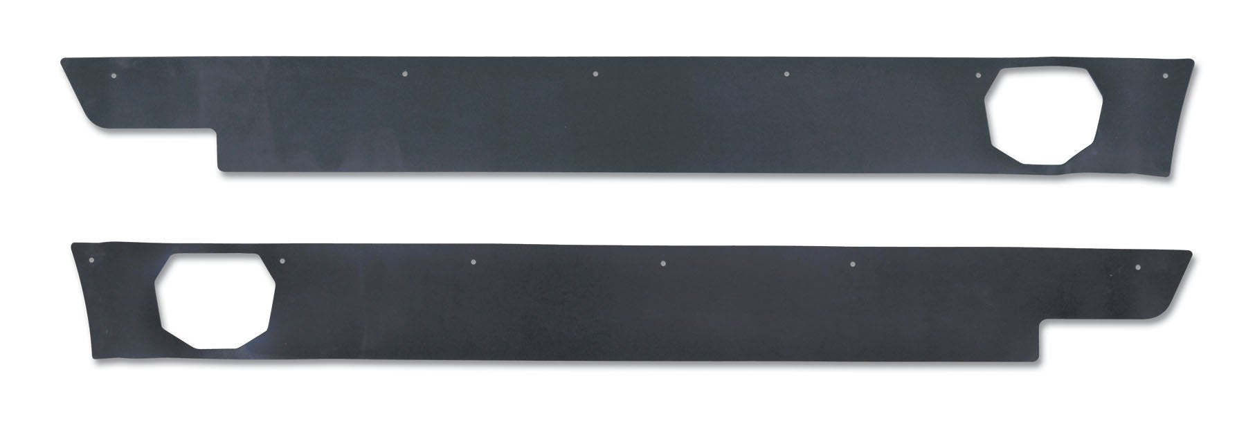 CJ5 Rubber Liners Pair 10-08-310 Poison Spyder