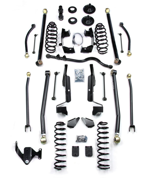 Jeep JK 2 Door 3 Elite LCG Long FlexArm Lift Kit Right Hand Drive 07-18 Wrangler JK TeraFlex