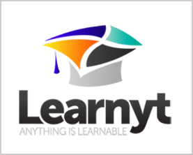 Learnyt Domain and Logo for Sale by DnCore