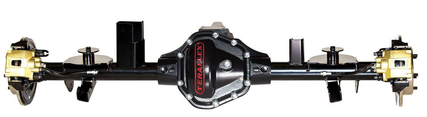 Jeep TJ Rear CRD60 Semi-Float Axle Housing w/ 4.56 R and P and ARB	 97-06 Wrangler TJ TeraFlex