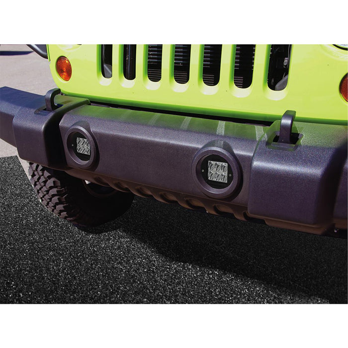 07-15 JK D-Series Fog Light Mount D-Series Pro RIGID Industries