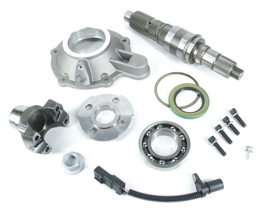 Jeep TJ/LJ NP231 Extreme Short Shaft Kit 97-06 Wrangler TJ/LJ TeraFlex