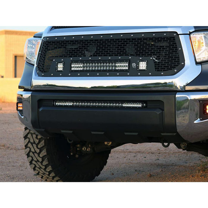 14-16 Tundra 30 Inch SR-Series Pro Bumper Mount SR-Series Pro RIGID Industries