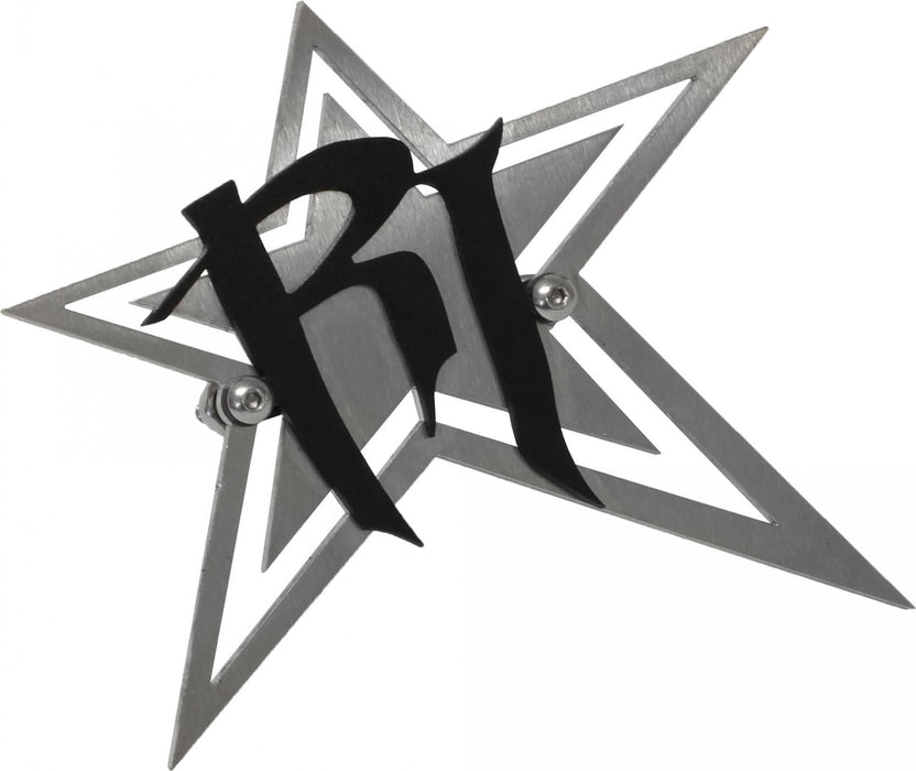 Rigid Industries Star Grille Emblem RIGID Industries