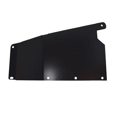 Jeep JK Transfer Case Skid Plate 07-18 Wrangler JK/JKU Black Powdercoated Synergy MFG