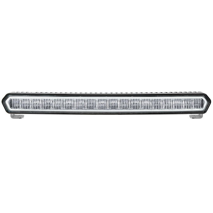 20 Inch LED Light Bar Black Off Road SR-L Series Rigid Industries