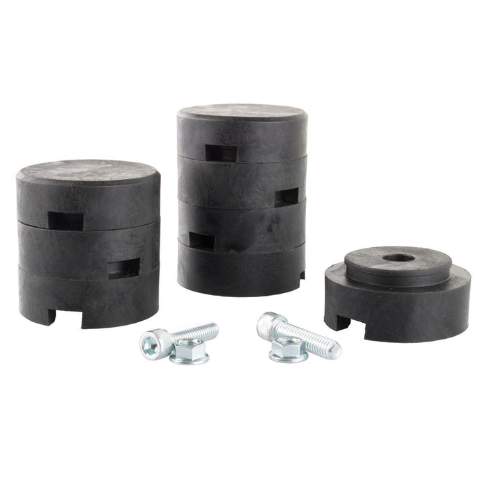 Jeep JK/JL Bump Stop Spacer Kit (2-4 Inch) Pair Jeep JK/JL Synergy MFG