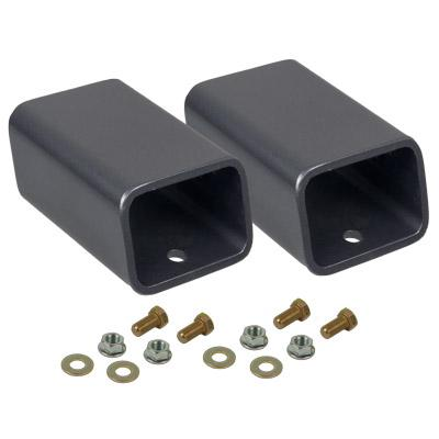 JK Rear Bump Stop Spacer Kit 2.0 Inch Pair 07-18 Wrangler JK/JKU Synergy MFG