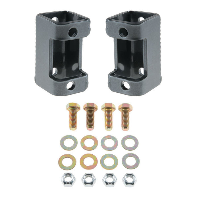 Jeep TJ/LJ Front Lower Shock Relocation Bracket Synergy MFG