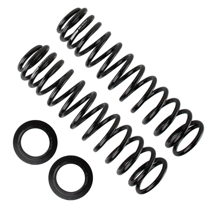 JL/JT Front Lift Springs JL 2 DR 2.0 Inch JLU 4 DR 1.0 Inch Synergy MFG