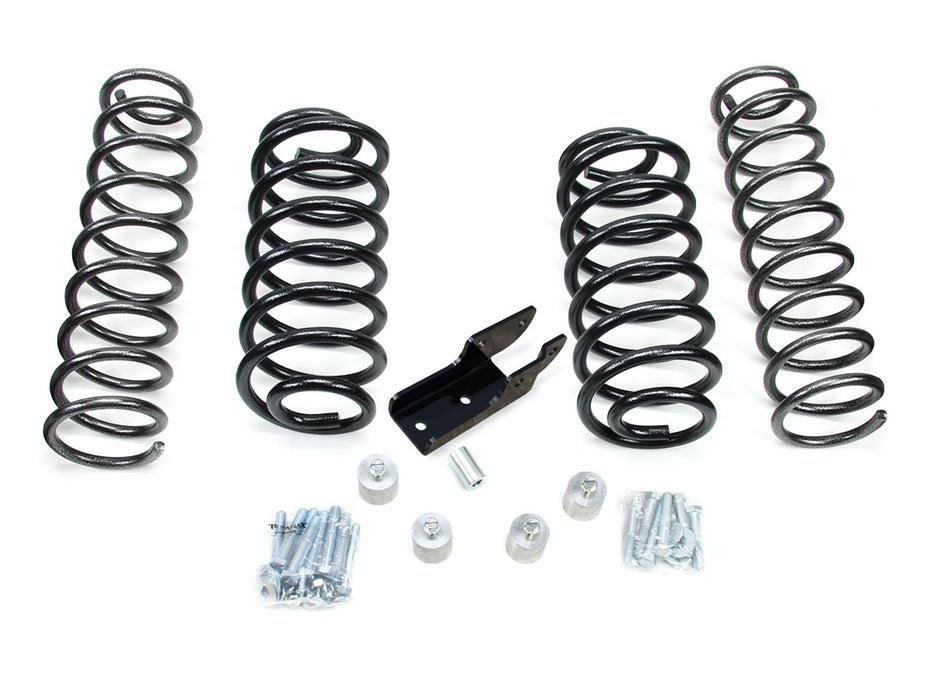 Jeep TJ TJ 2 Inch Lift Kit Right Hand Drive 97-06 Wrangler TJ TeraFlex