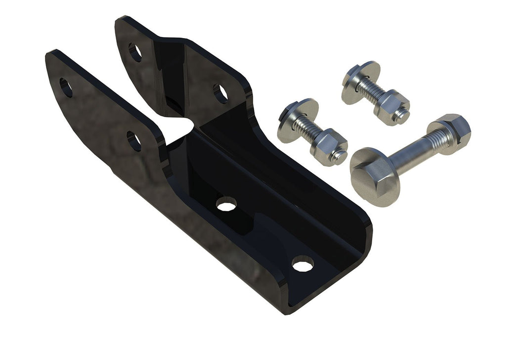 Jeep TJ Rear Trackbar Axle Bracket Kit Right Hand Drive 97-06 Wrangler TJ TeraFlex