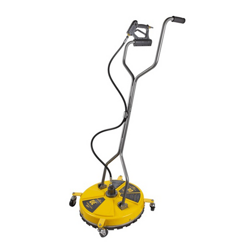 "20"" Whirl-A-Way Surface Cleaner w/ Casters, MAX 8GPM, 4000 PSI"