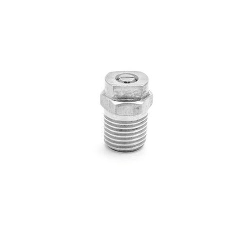 "MTM Hydro 1/4"" Stainless Steel Threaded 0° 5.0 Nozzle"